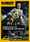 Dewalt Power Tools Catalogue