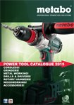 Metabo Tool Calalogues